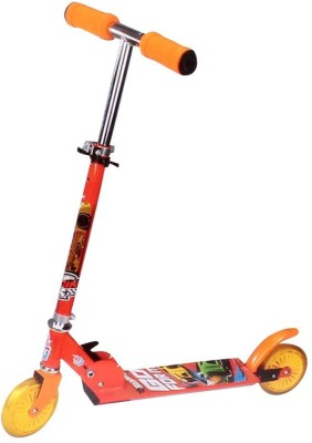 Excel Innovators Hot Wheels Two Wheeler Scooter