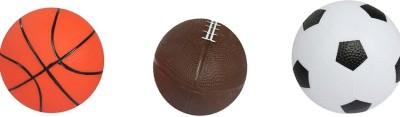 Hamleys Mng Balls (Set Of 3)
