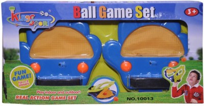 Zest4Toyz Squap Catch Ball Game Set Racket and Ball Exclusively Designed