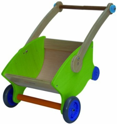 Mishi Design Lift Up Toy, Green/Orange