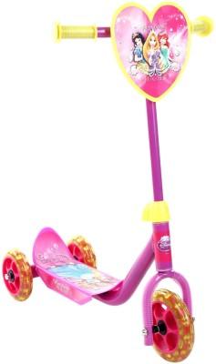 Disney All Princess Three Wheeler Scooter