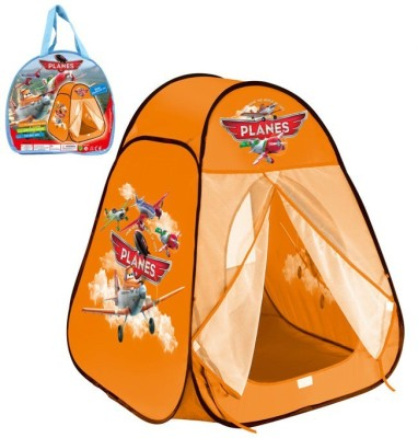 Toys Bhoomi Planes Play Tent - 100% Safe Polyester Fabric