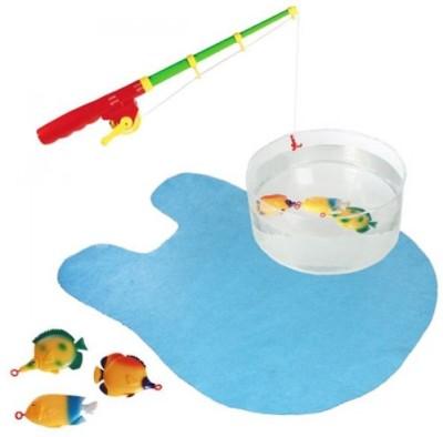 Mog Toilet Fishing