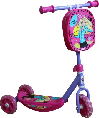 Barbie 3 Wheel Kick Scooter