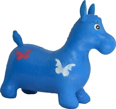 Taaza Garam Animal space Hopper Horse Jumping Ride-on Bouncy kids toy gift