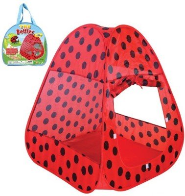 Toys Bhoomi Beetles Play Tent - 100% Safe Polyester Fabric