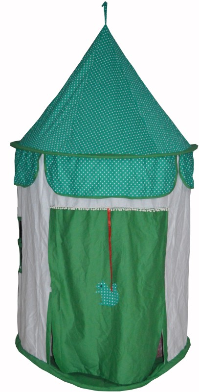 Creative Textiles Hanging Play Tent(Green)