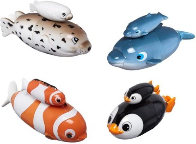 Hamleys Dippy Divers 4 Assorted