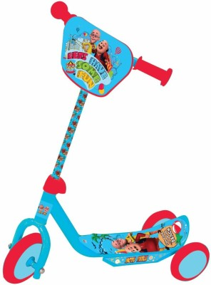 Viacom18 Motu Patlu 3 Wheel Scooter
