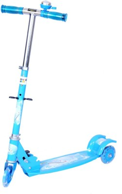 Naughty Kid 3 Wheel Scooter With Shockers