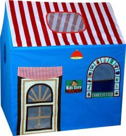trinetra enterprise kids store tent house(Multicolor)