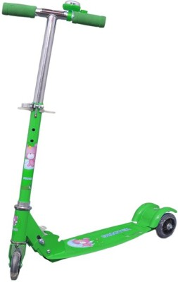 Taaza Garam Scooter With Bell For Kids