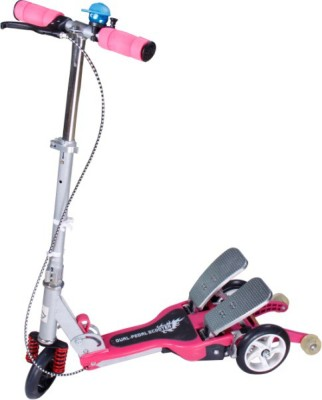 Krypton Kids Ped Run Dual Pedal Scooter DPC 02 PLS available at Flipkart for Rs.5999