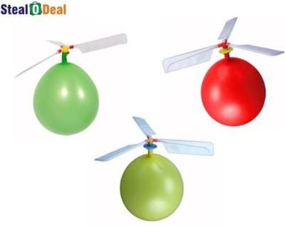 Stealodeal Ballon HeliCopter Set