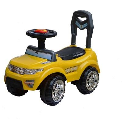 Taaza Garam Kids Imported High Quality Push Along Range Rover Magic Car - Gift Toy