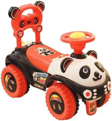 Panda Panda Ruff Rider