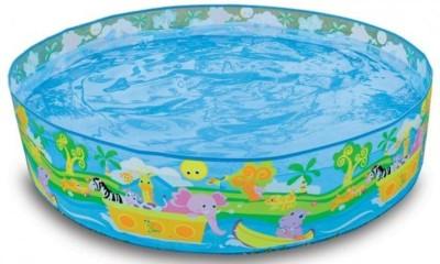 Intex Snapset 4 Feet Kids Water Pool Bath Tub Swimming Pool