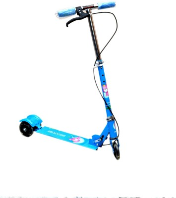 Taaza Garam Kids Scooter with Hand Brake