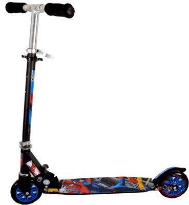 Tabu Spider Man 2 Wheel Scooter