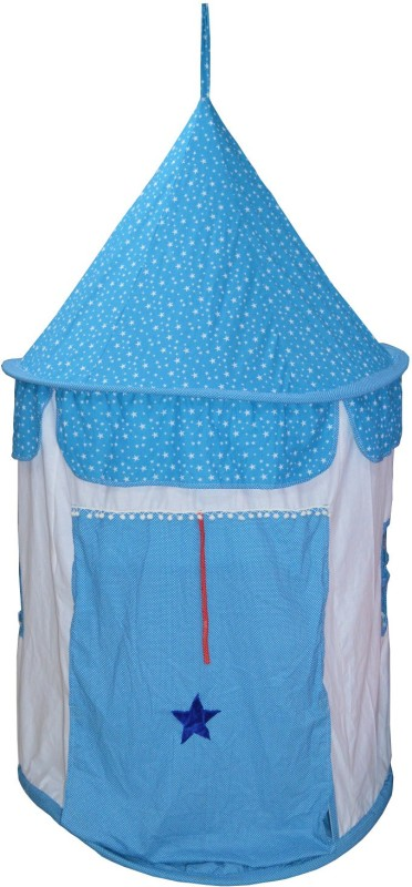 Creative Textiles Hanging Play Tent(Blue)