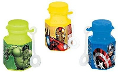 Amscan Amscan Avengers Mini Bubbles(Multicolor)