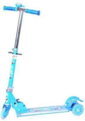 ODDEVEN Foldable and Height Adjustable Scooter for Kids