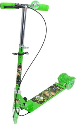 Swarish Kids 3 Wheeler Foldable Height Adjustable Cycle
