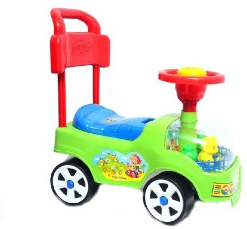 KASCN MINI SCOOTOR TRAIN TYPE IN DIFFERENT COLOUR(Multicolor)