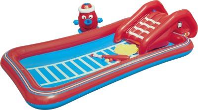 Bestway Interactive Fire Truck Play Pool
