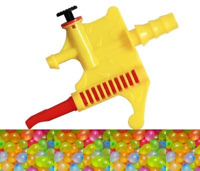 E LV Balloon-Filler-Yellow/Red
