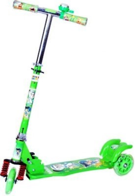 Panda Scooter with Excellent Shockers and Bell