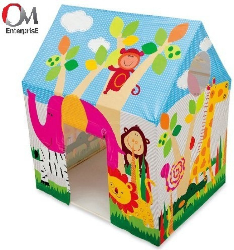 om enterprise Tent House Fun Cottage For Kids - Attractive...
