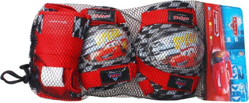 Disney Cars Skate Protection Set - Red(Red)