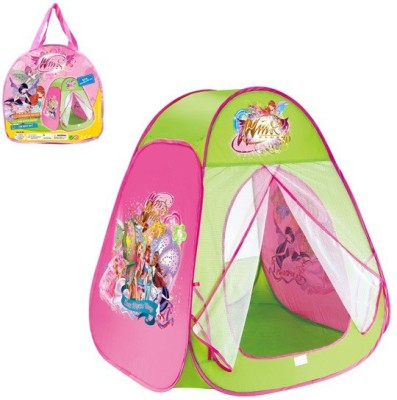 Toys Bhoomi Magic Fairy Play Tent - 100% Safe Polyester Fabric