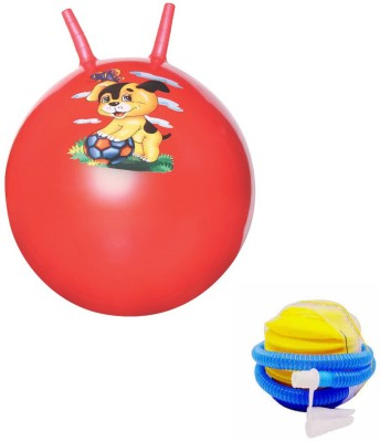 Awals Hopping Ball With Pump For Kids