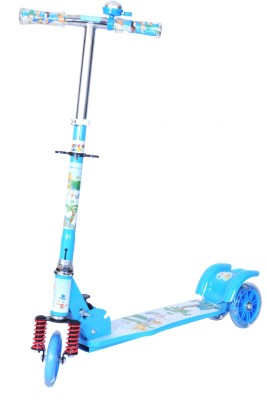 Happy Kids Foldable And Height Adjustable Scooter For Kids (Speed)