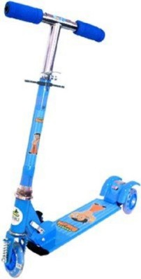 GREEN GOLD CHHOTA BHEEM SCOOTER BLUE - CB03B(Multicolor)