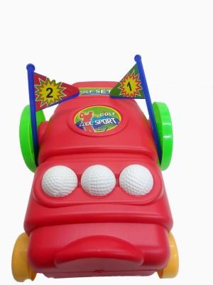 Karma Cool Sport Kids Playing Golf Set