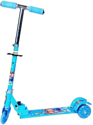 Aabana Blue scooter for kids(Blue)