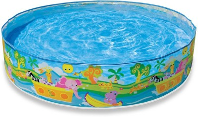 Intex Happy Animals Clearview Snap Set Pool