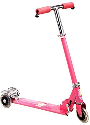 Toygully 3 Wheel Pink
