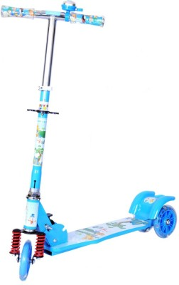 Naughty Kid 3 Wheel With Excellent Shockers & Bell
