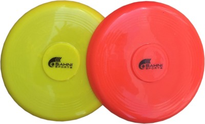 Sahni Sports Frisbee Flying Disk 9 Inch (Set Of 2)