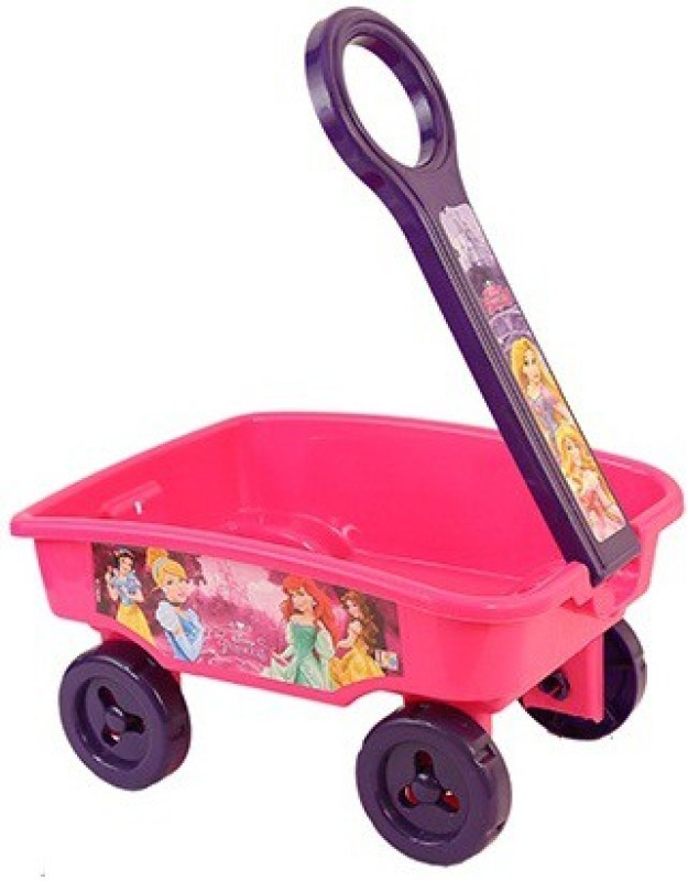 Disney Princess Toy Wagon(Multicolor)