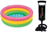 Prro Kids Swimming Pool With Air Pump (3...