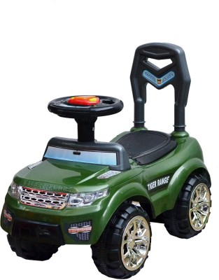 Taaza Garam Kids Imported High Quality Push Along Range Rover Magic Car - Gift Toy