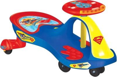 Ditu & Kritu Superman:: Toyzone Musical Magic Car