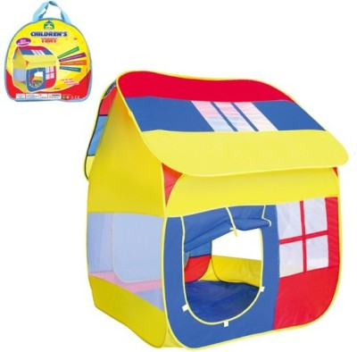 Toys Bhoomi House Play Tent - 100% Safe Polyester Fabric