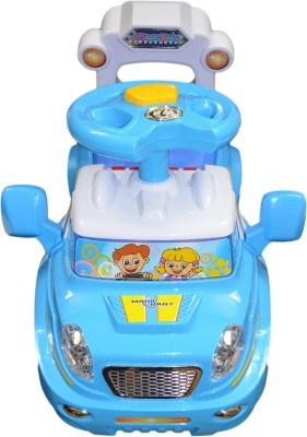 Neshkaar Chi Lok Bo Magic Baby Car