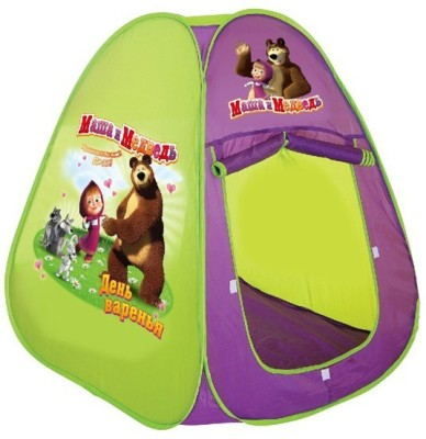 Toys Bhoomi Mawa N Meabeab Play Tent - 100% Safe Polyester Fabric